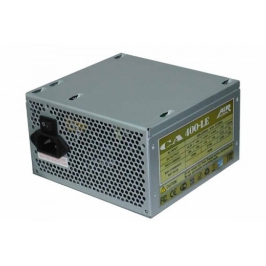 Блок питания AiR-Cool CA-400LE, 400W, Блоки питания